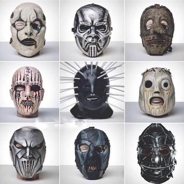 slipknot маски фото